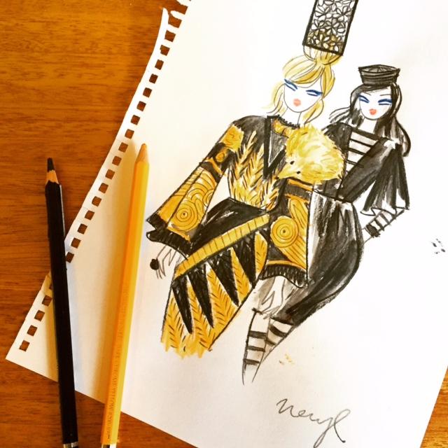 Jean Paul Gaultier AW15