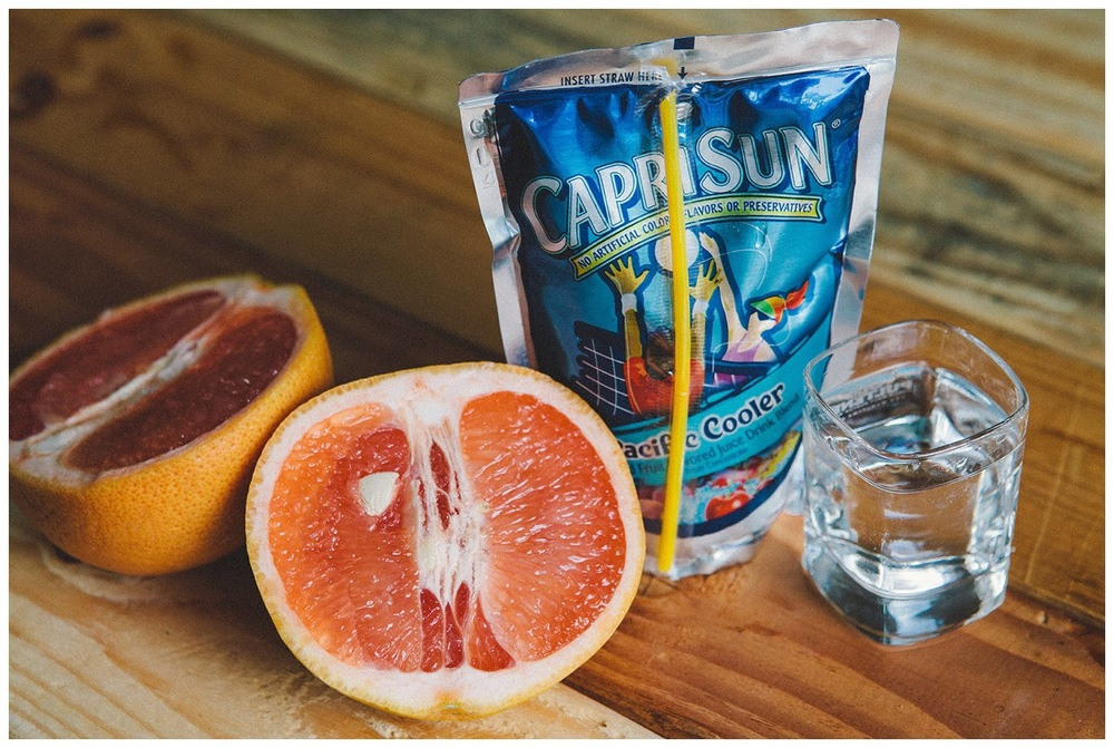 Capri Sun Vodka Cooler