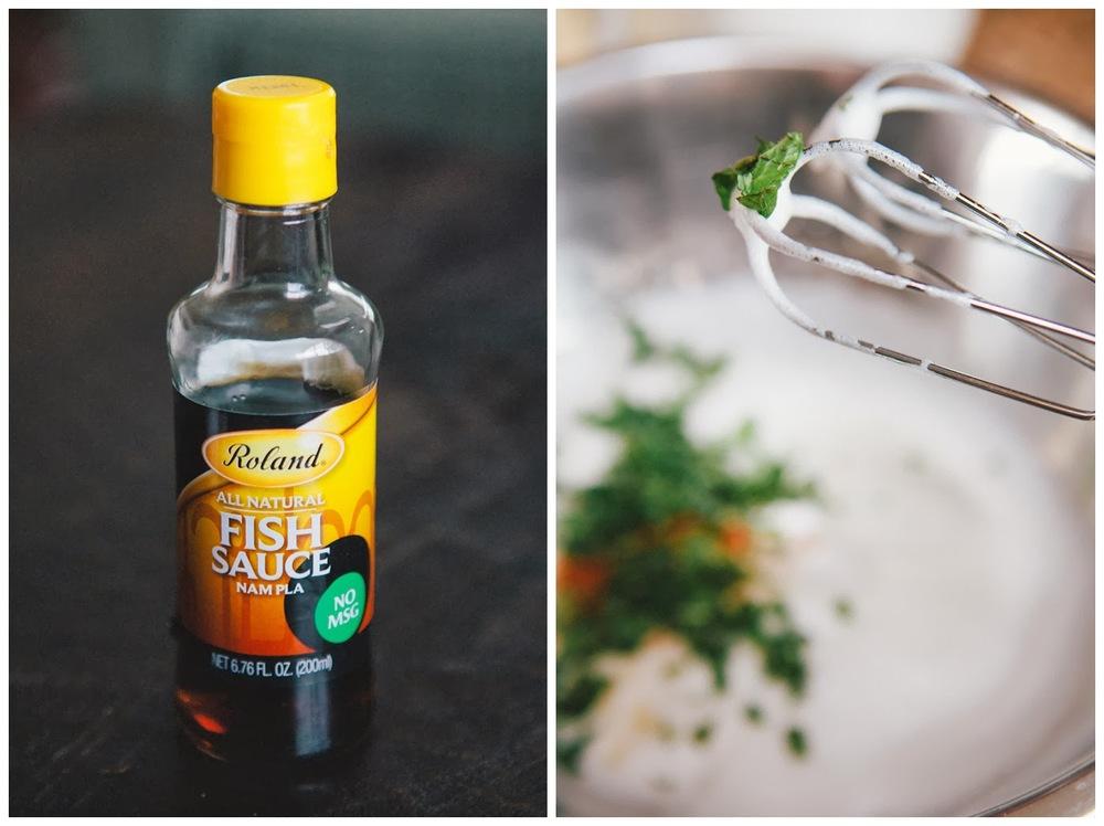 fish sauce meringue
