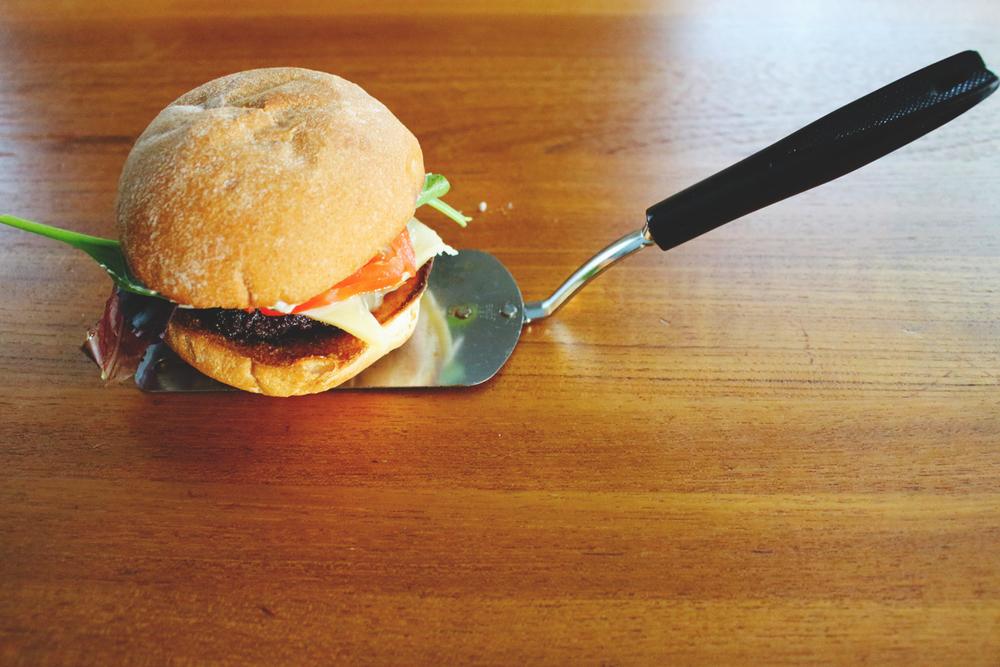 Prime Thyme Burger
