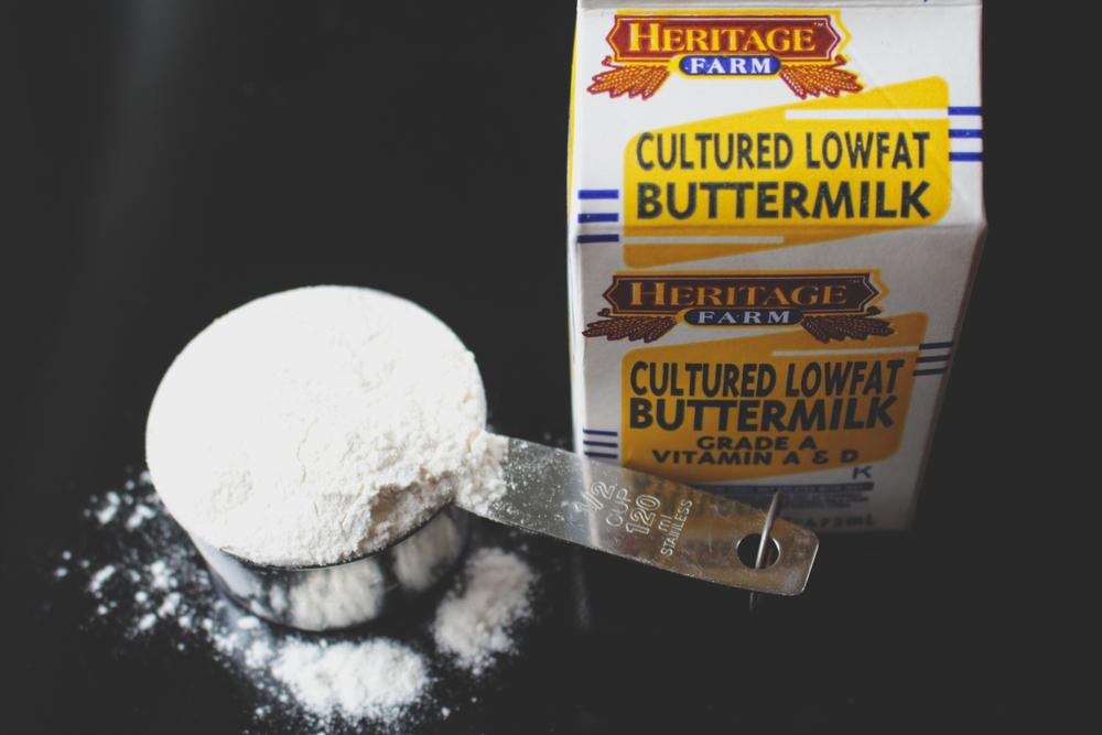 Buttermilk & Flour