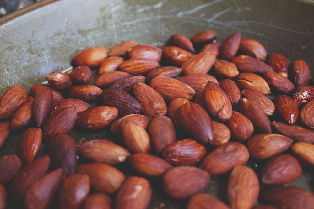 Baked Almonds
