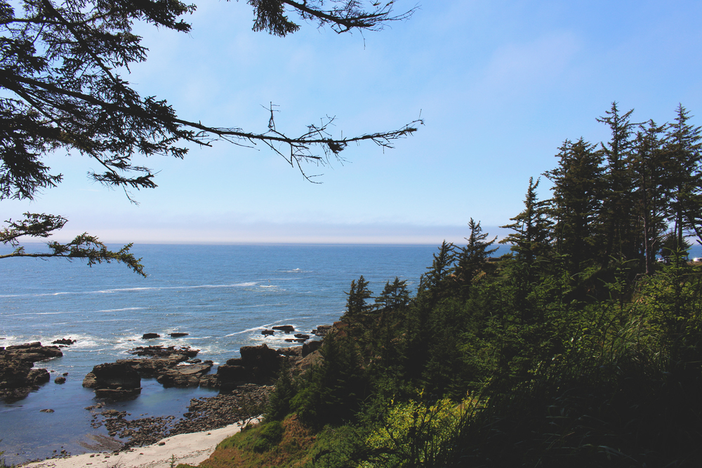 Cape Arago, Oregon
