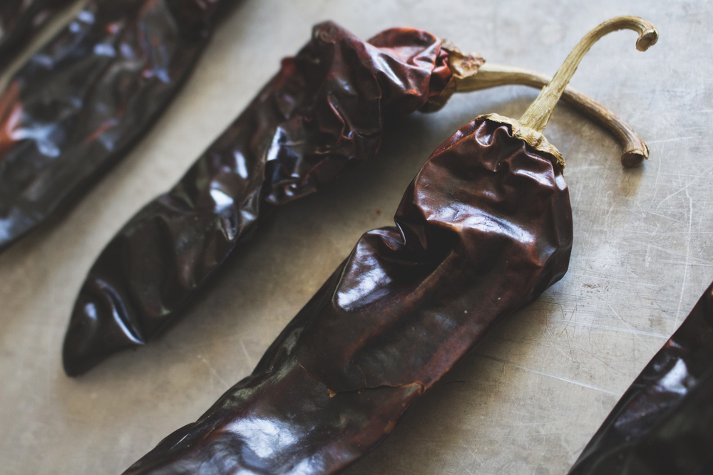 Dried New Mexico Chile
