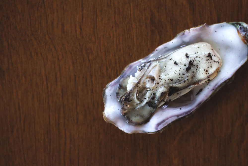 Myrtlewood Grilled Oyster