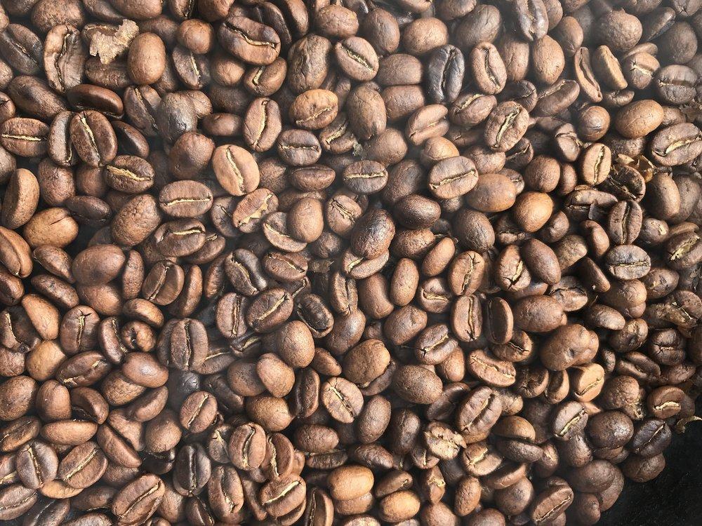 Roasted Kona Coffee
