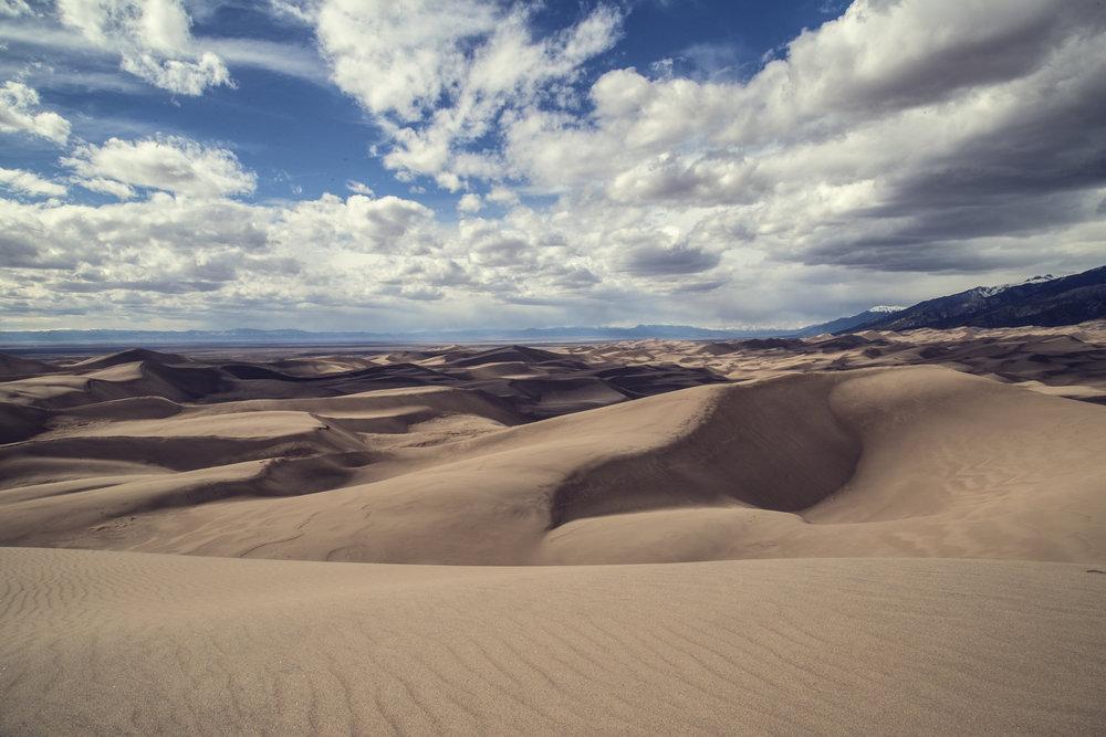 Nature's Sand Box