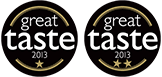 Great Taste Award Winner 2013