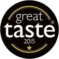 Great Taste Award Winner 1-star 2015