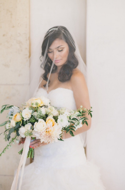 Bride Hair & Makeup Package - $300