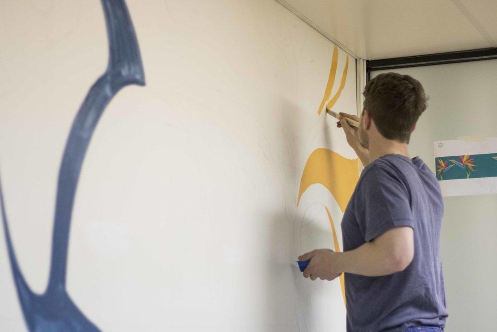 Bendigo mural artists - street art - office artwork_1.jpg