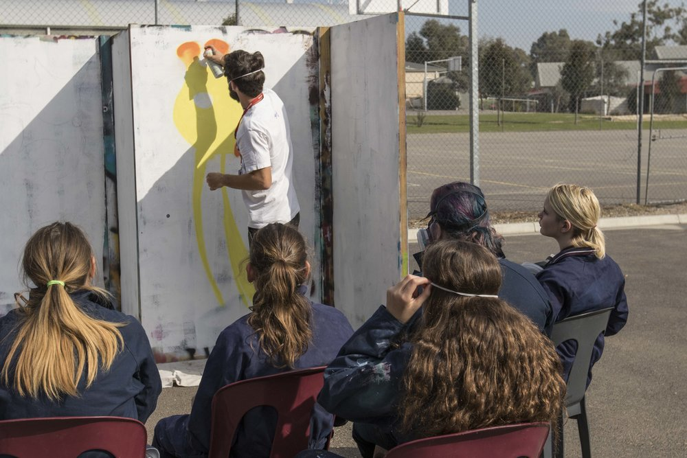 graffiti-workshops-bendigo-victoria