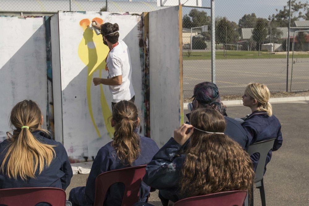 graffiti-workshops-bendigo-victoria