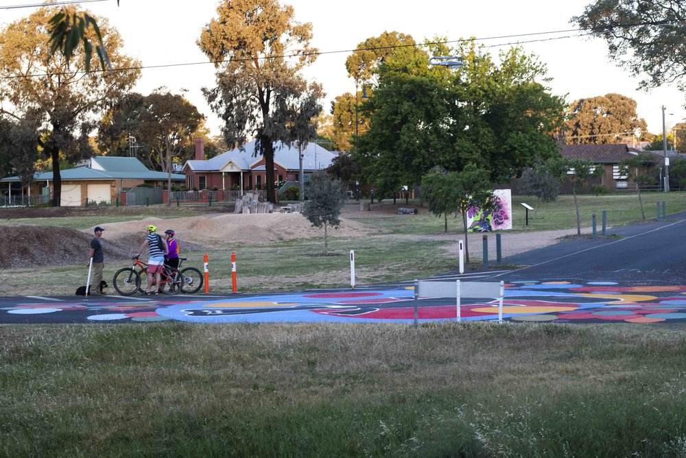 Bendigo Community Intersection painting cycling attraction victoria WEB_1.jpg