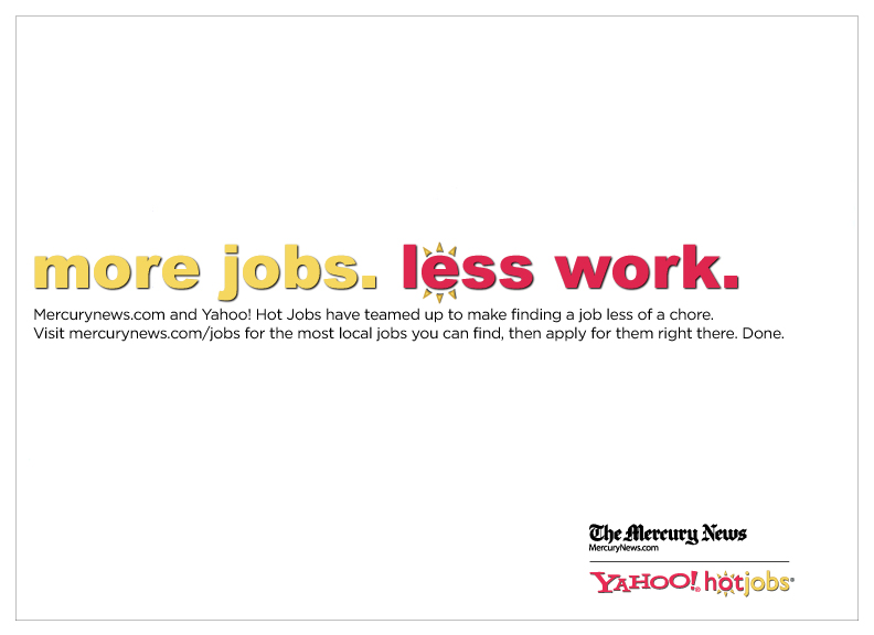 Hot Jobs Newspaper Ads