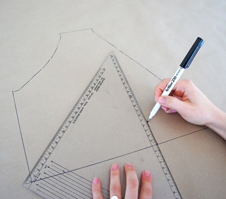 Soma Bra Insert The Papercut Collective