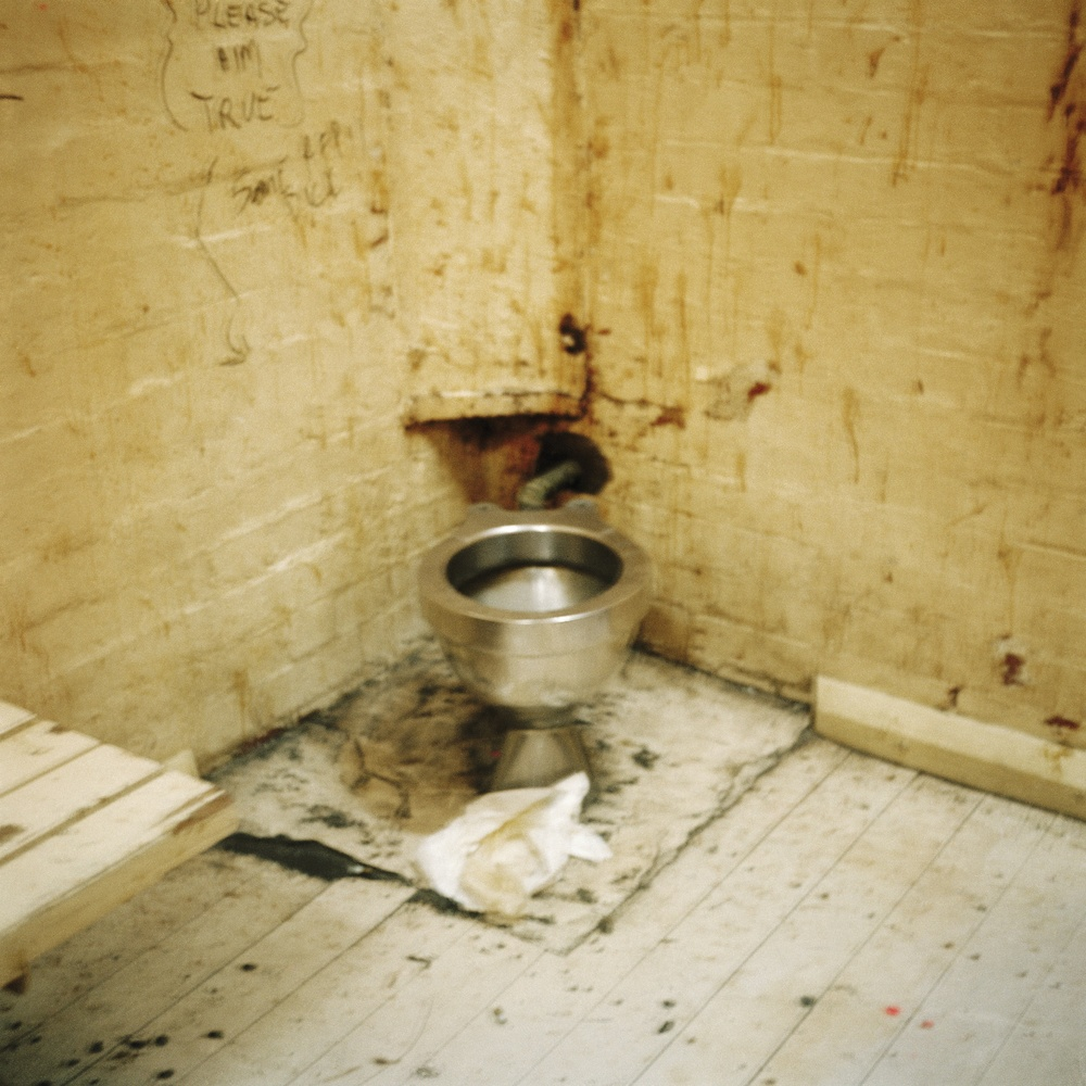 Prison toilet (2001)