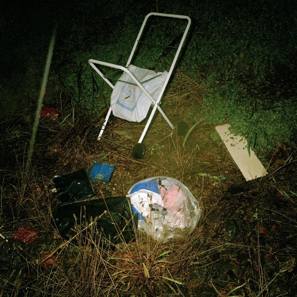 Untitled (pram) 2001