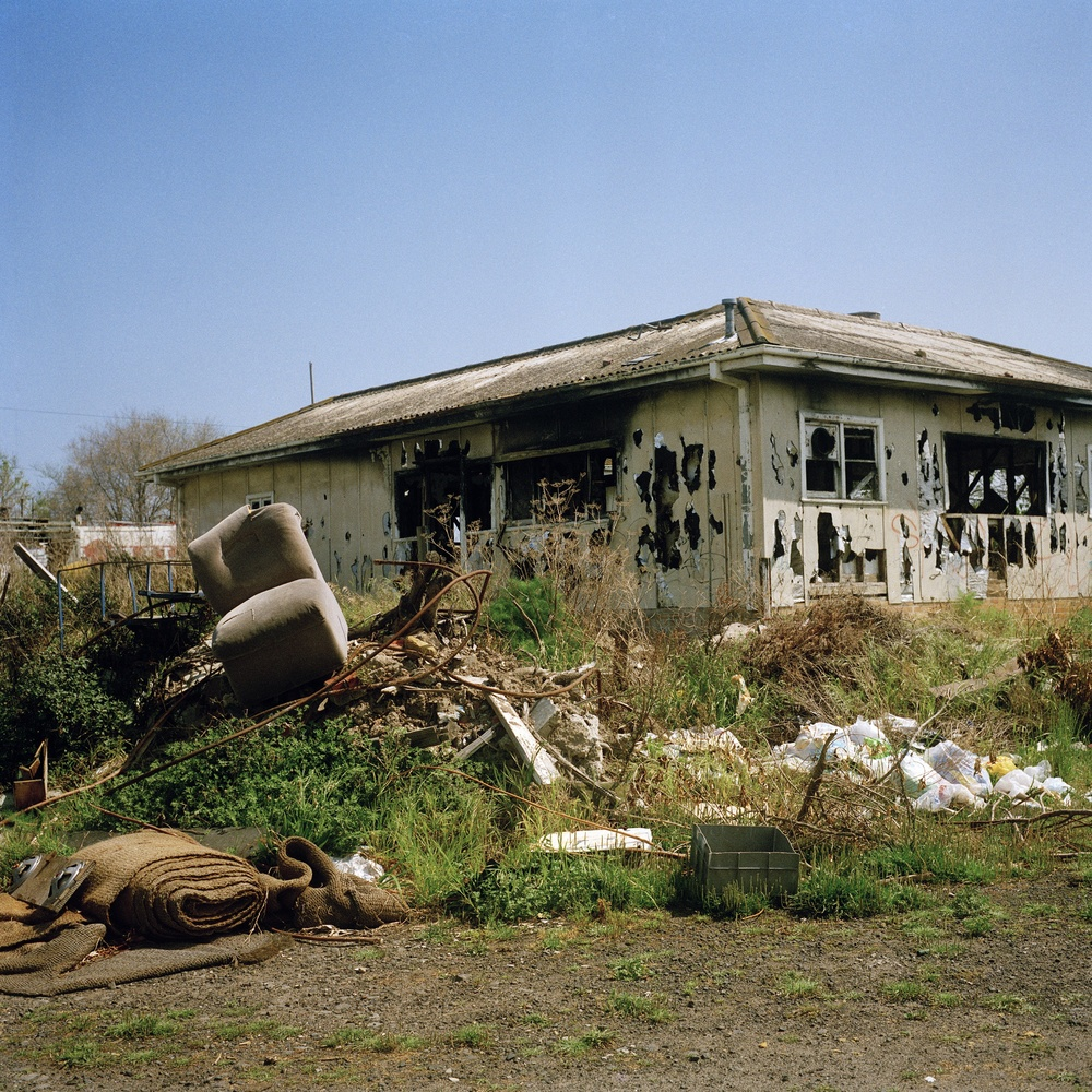 Bombed out House (1997)