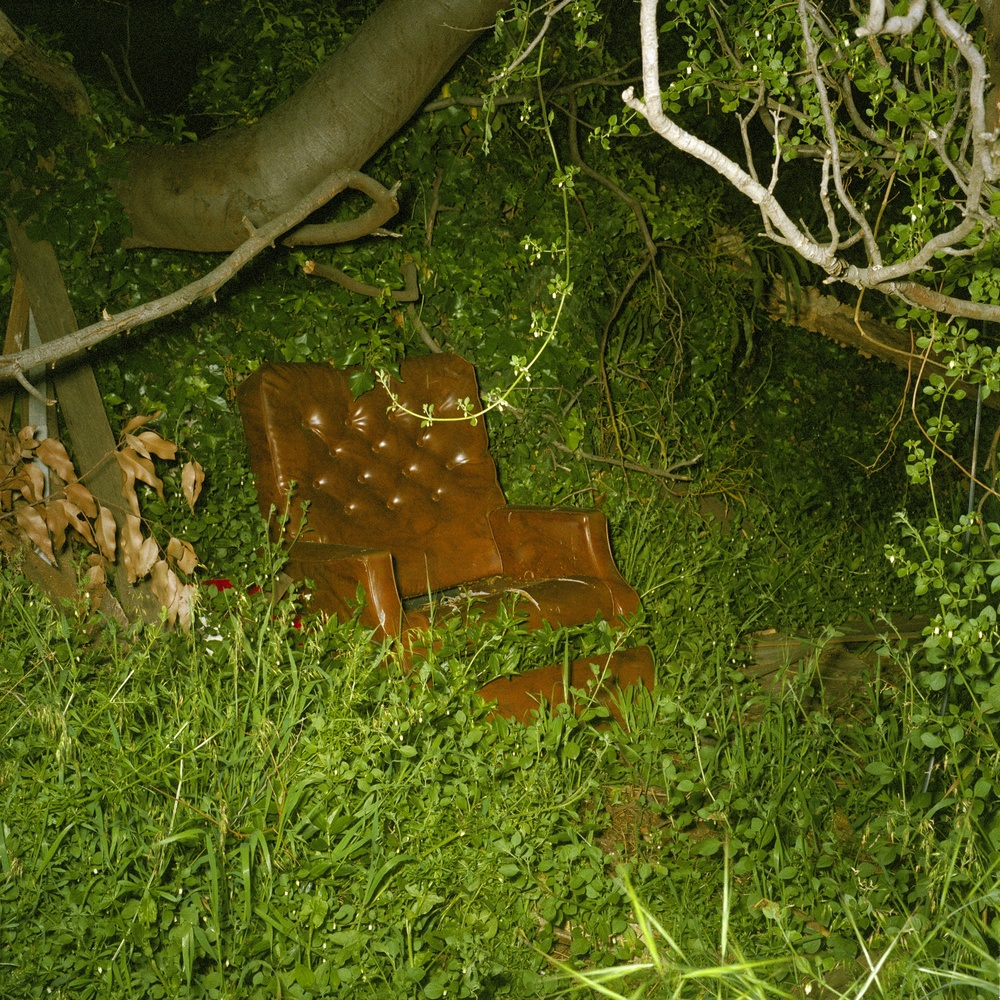 Armchair by the Train tracks (1999)