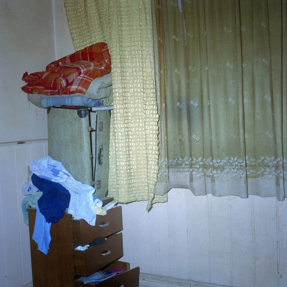 Old Mans' House (Bedroom) 1996