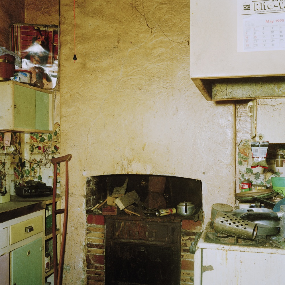 Old Mans' House (Kitchen) 1996