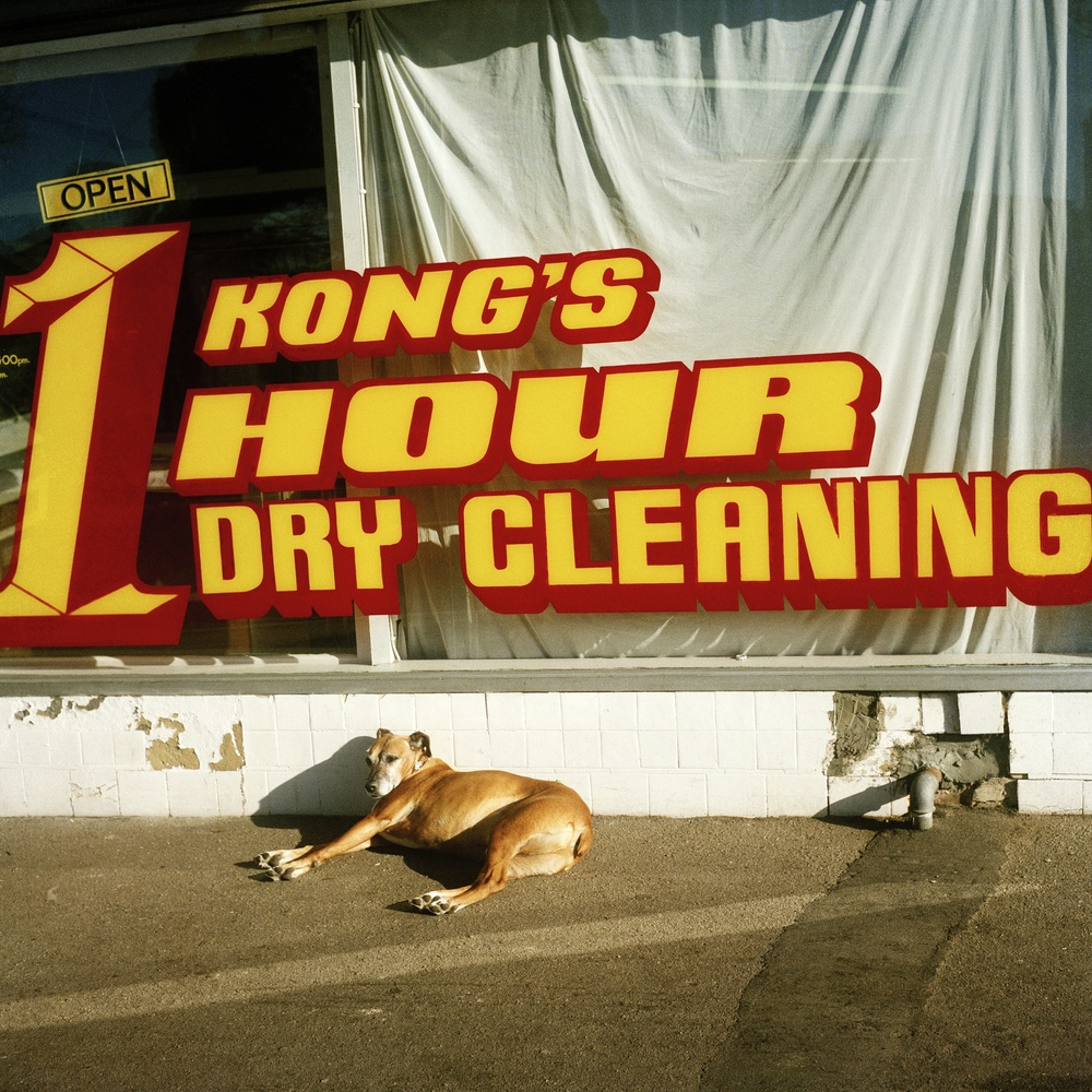 Kongs' One Hour Dry Cleaning (1998)