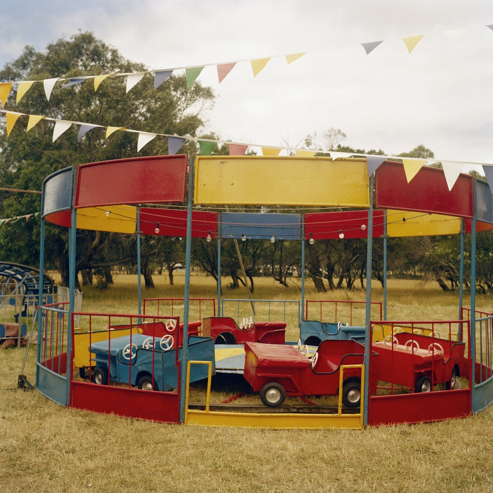 Fairground (Cars) 2000