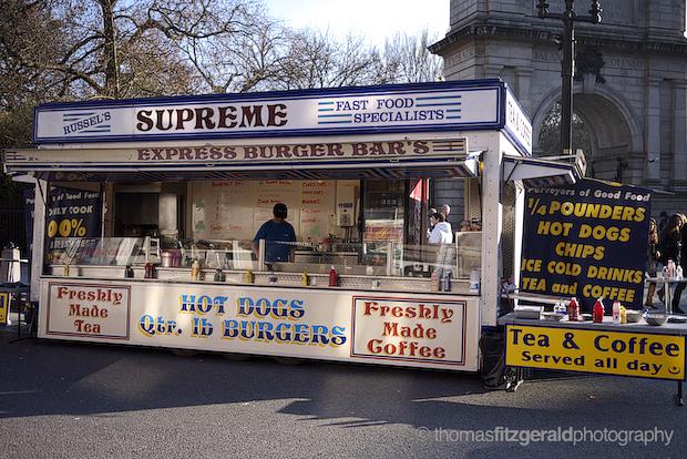 Supreme Express Burger Bar
