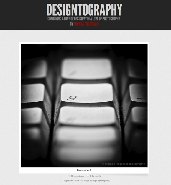 Designtography