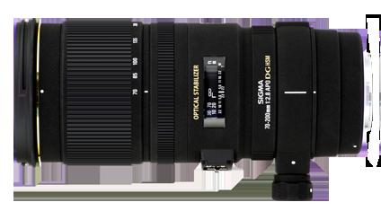 70 200 f28 EX DG OS HSM