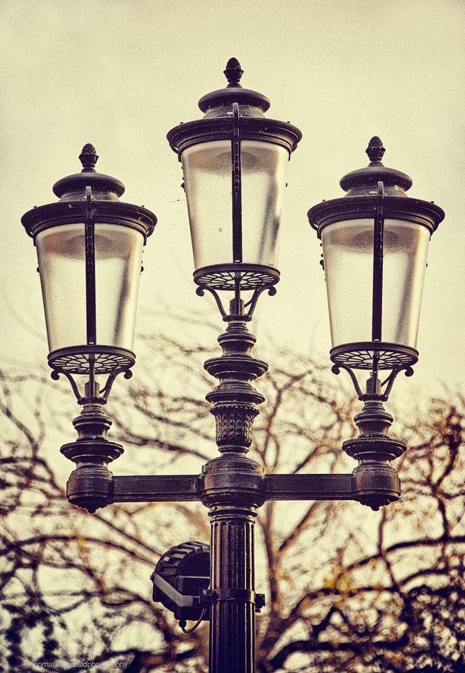 Dublin Lamp Post