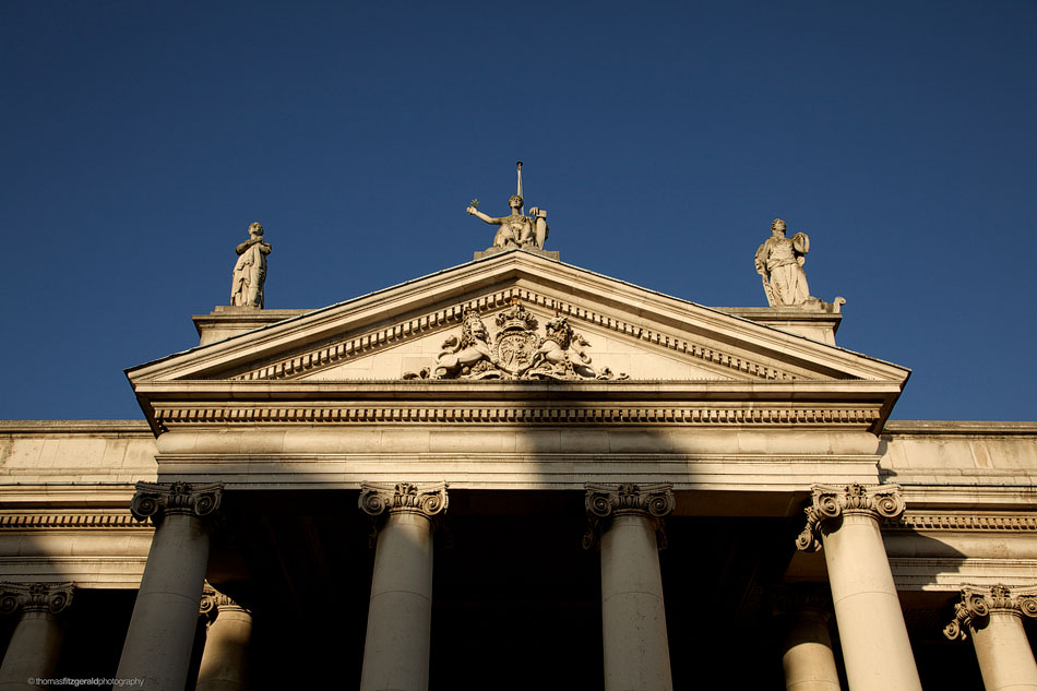 Bank of Ireland Fascade
