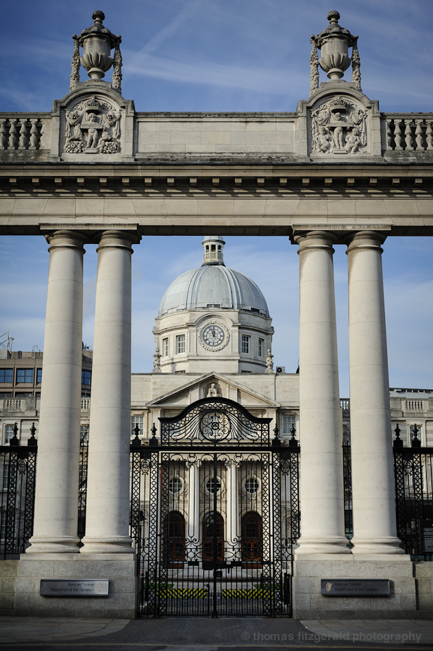 Government Buildings, Dublin City