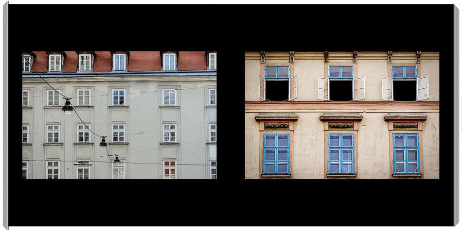 Windows In Vienna