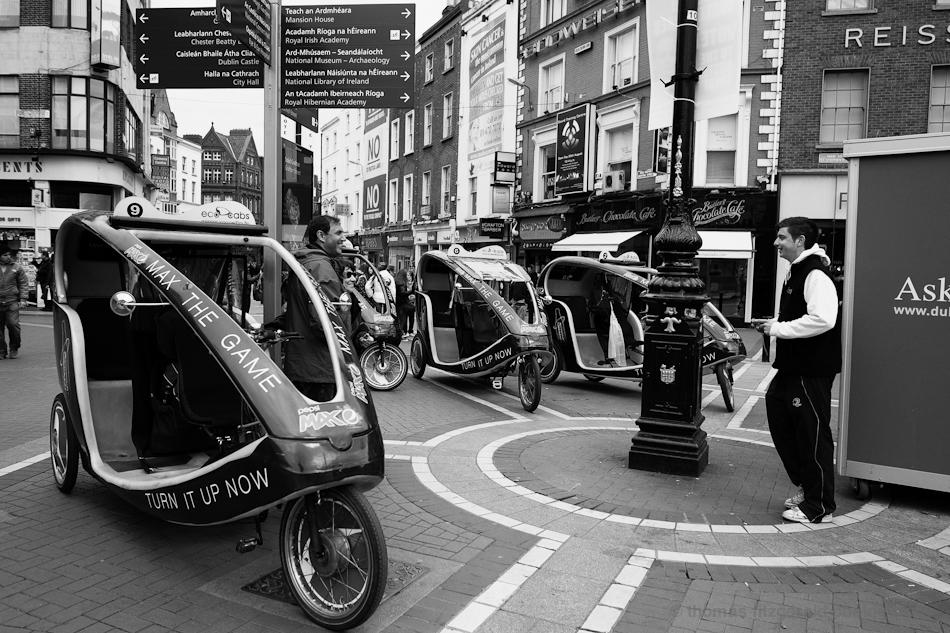 cycle taxis Fujifilm X-Pro1