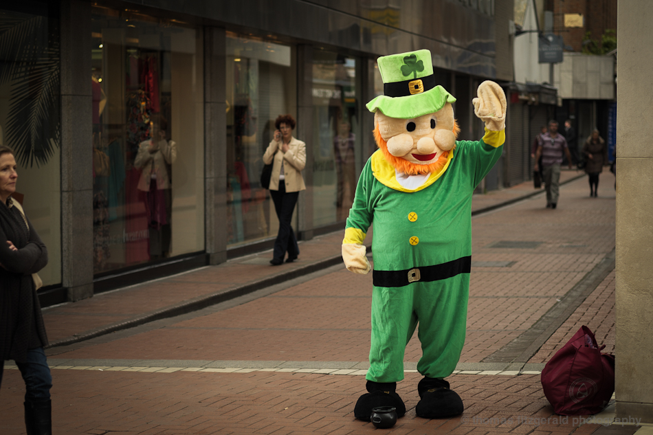 Leprechaun  - Fuji X-Pro1 and Fujinon 60mm