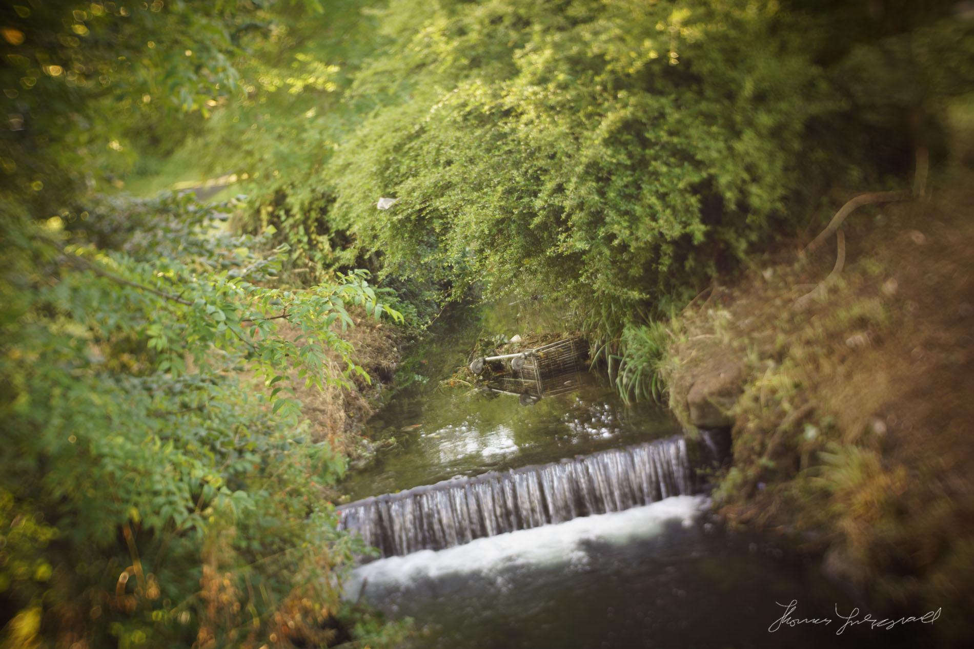 Waterfall taken whit SLR magic 1.7 on Sony Nex-7
