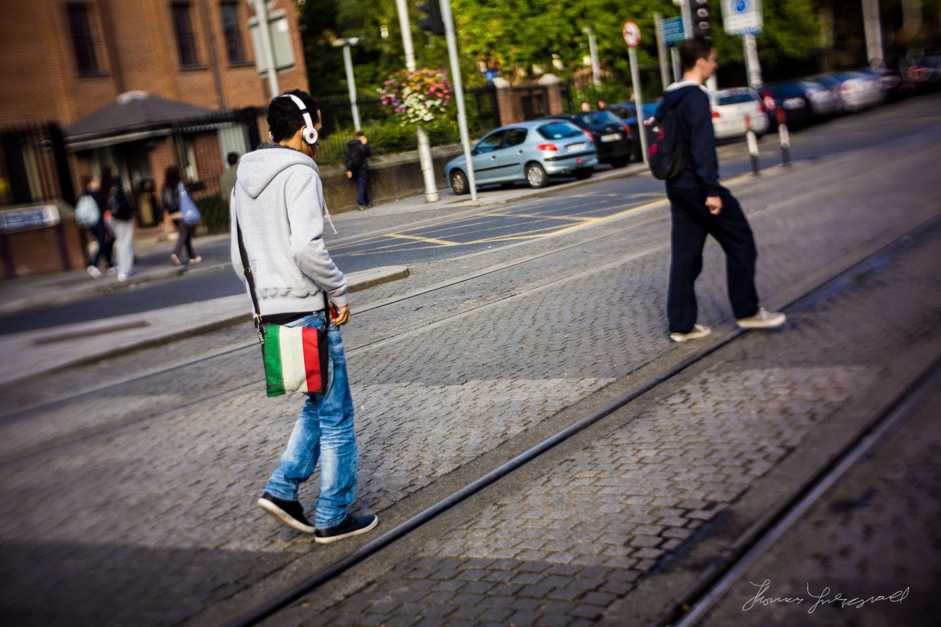 italian bag guy taken with 35mm slr magic lens on nex 7