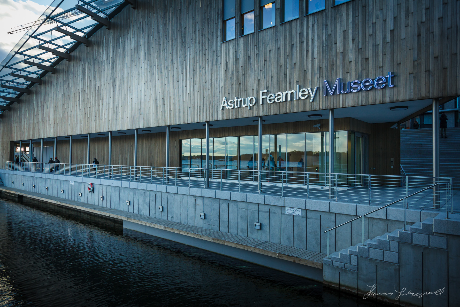 Astrup Farneley Museum