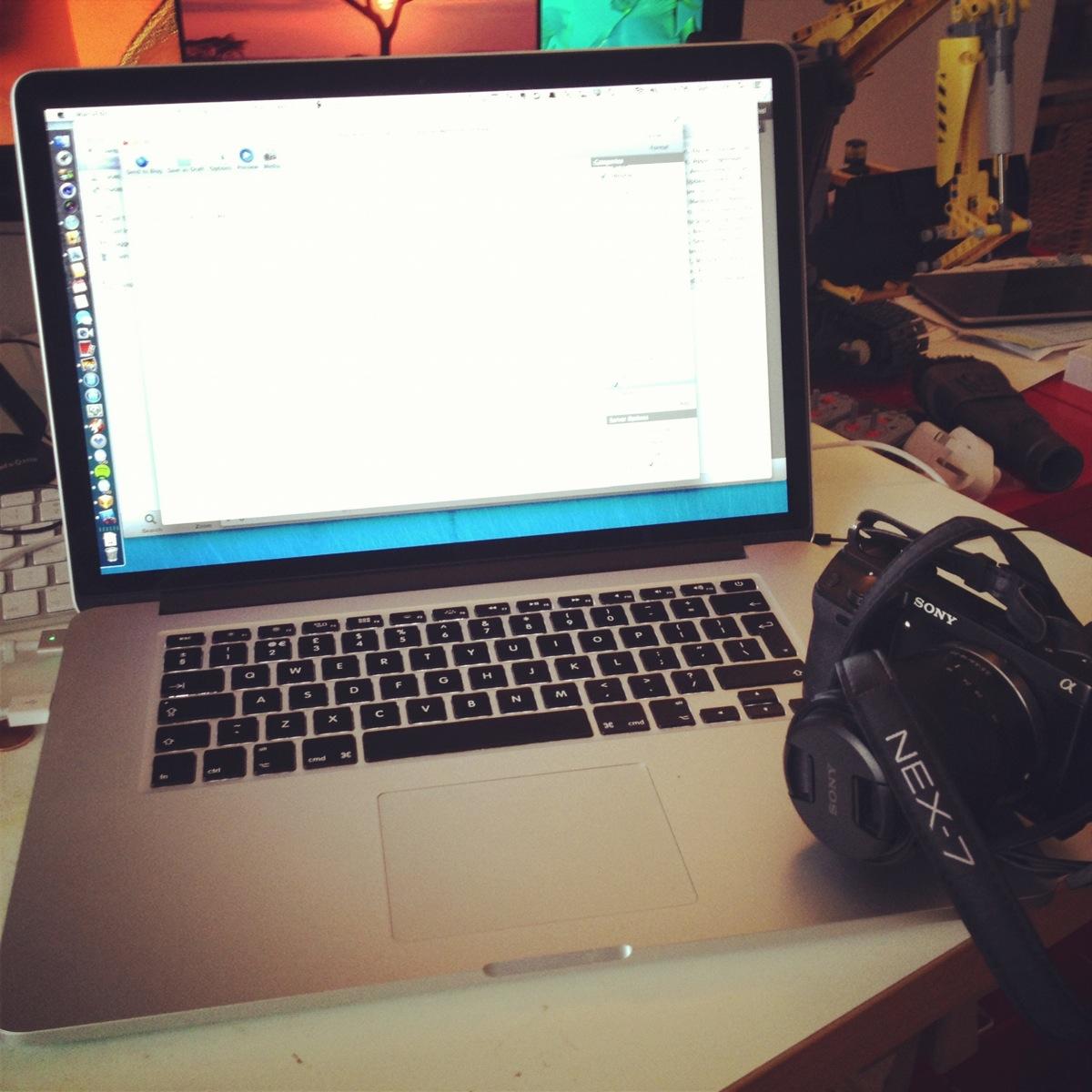 Sunday-Blogging