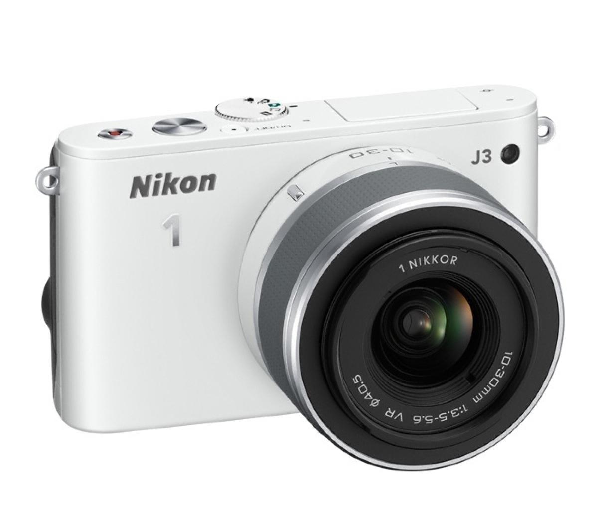 Nikon 1 J3 small