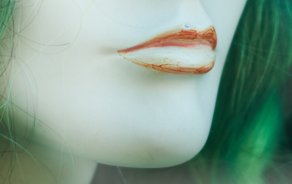 Lips crop