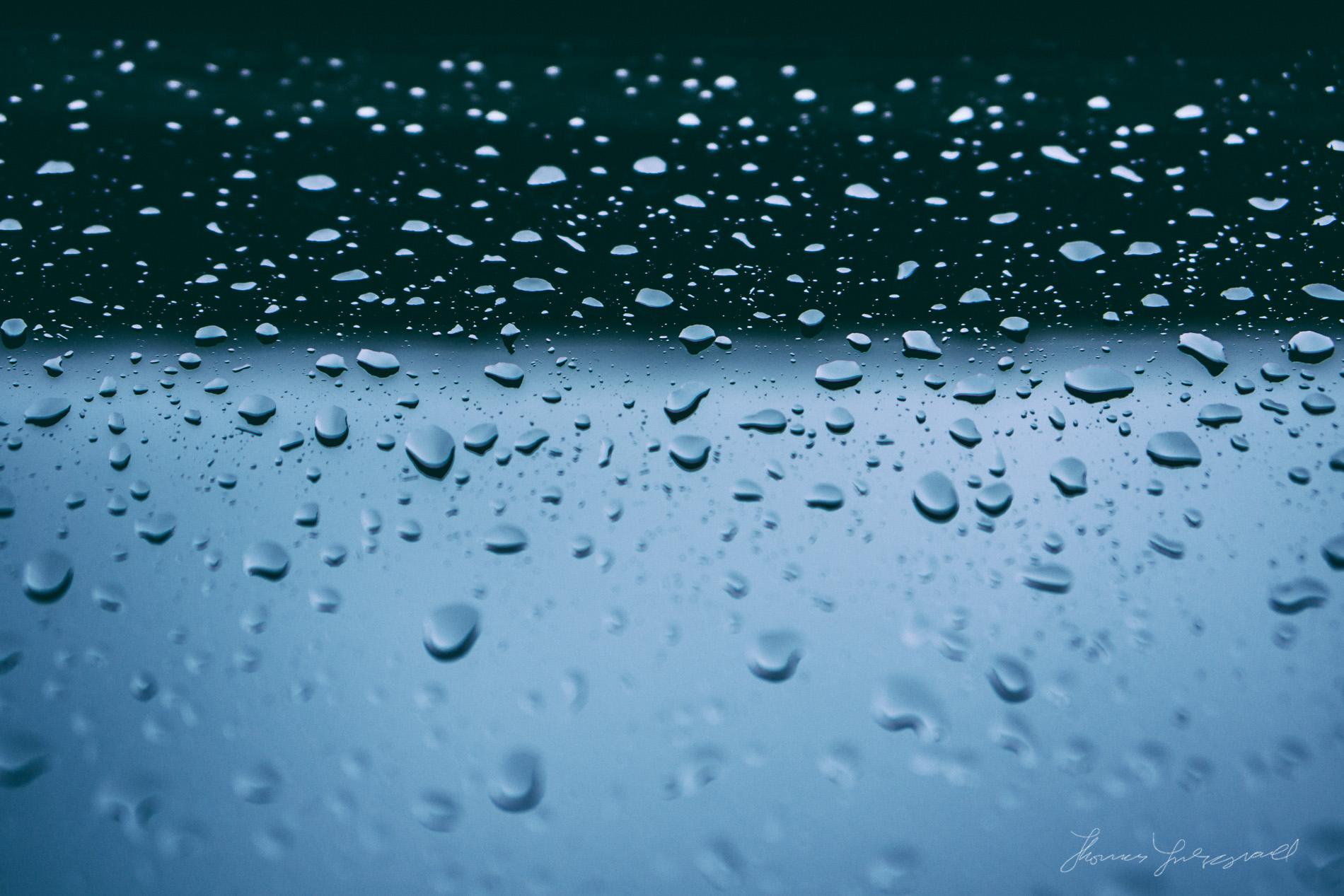 Blue Rain
