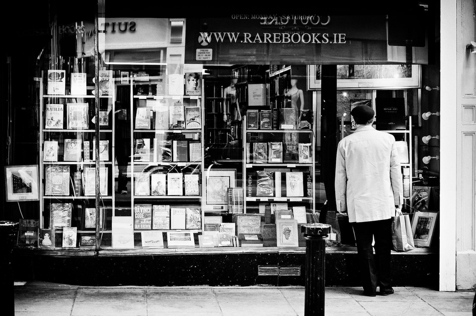 Rare Book Store