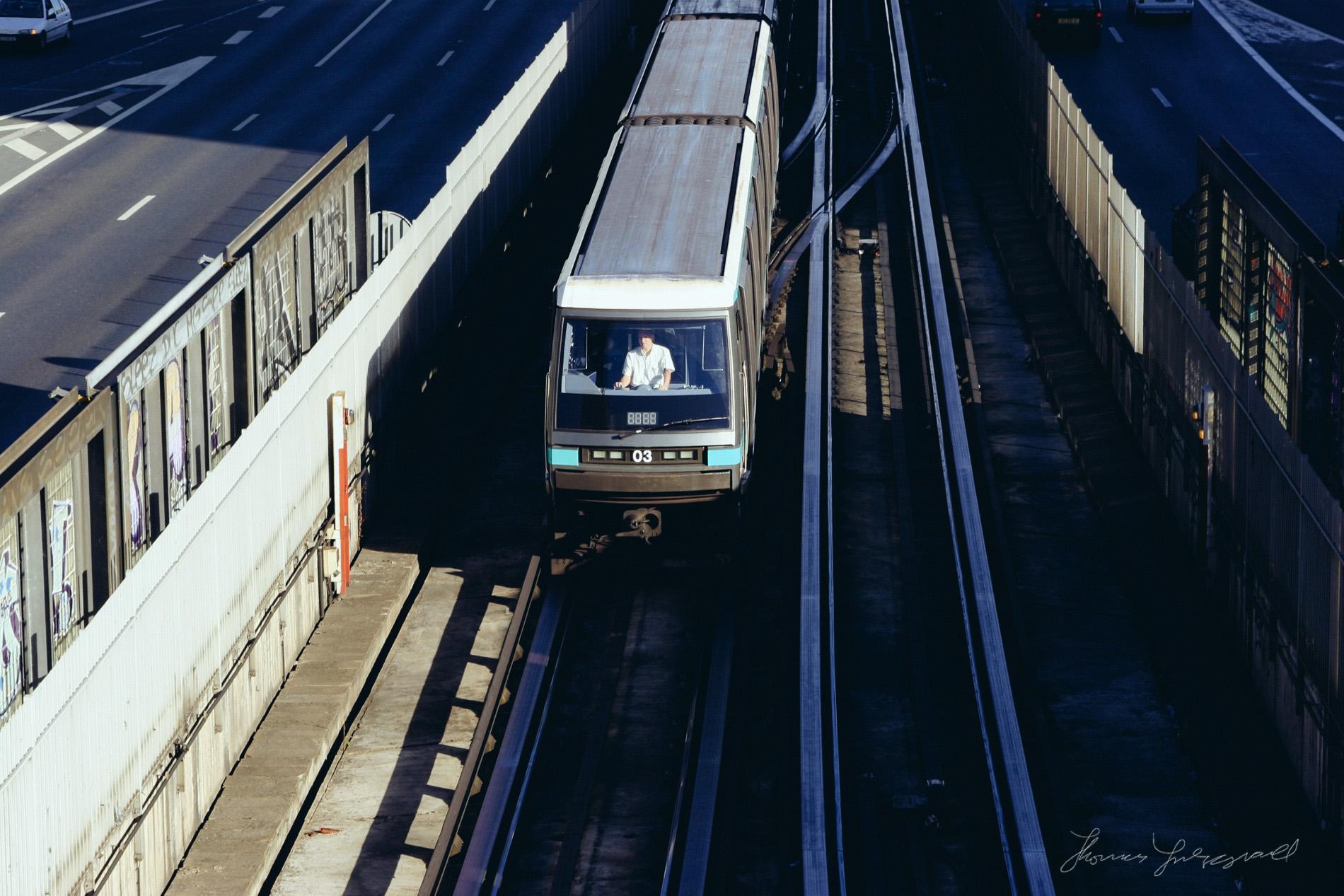 Paris Metro Line
