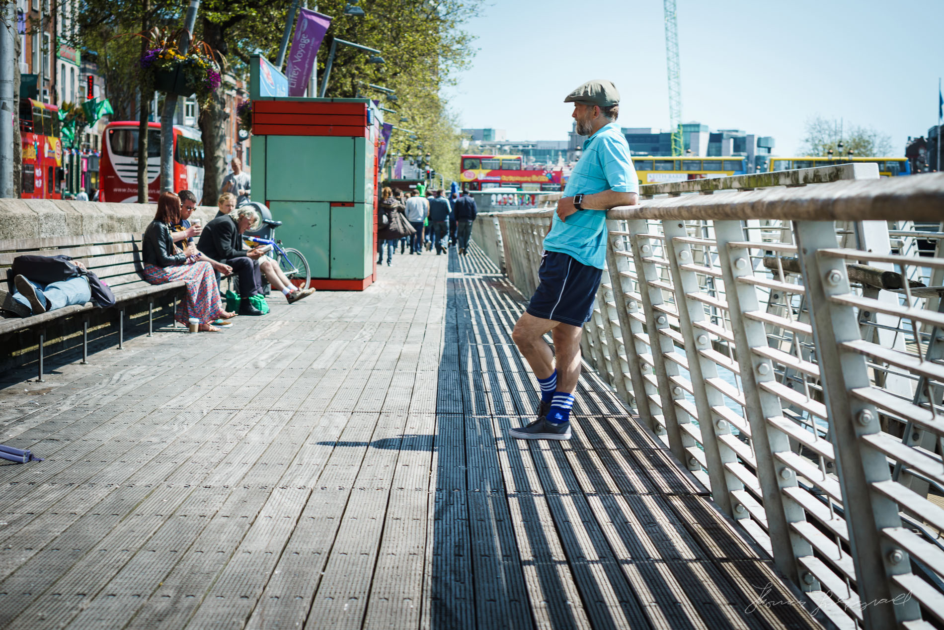 Boardwalk Man