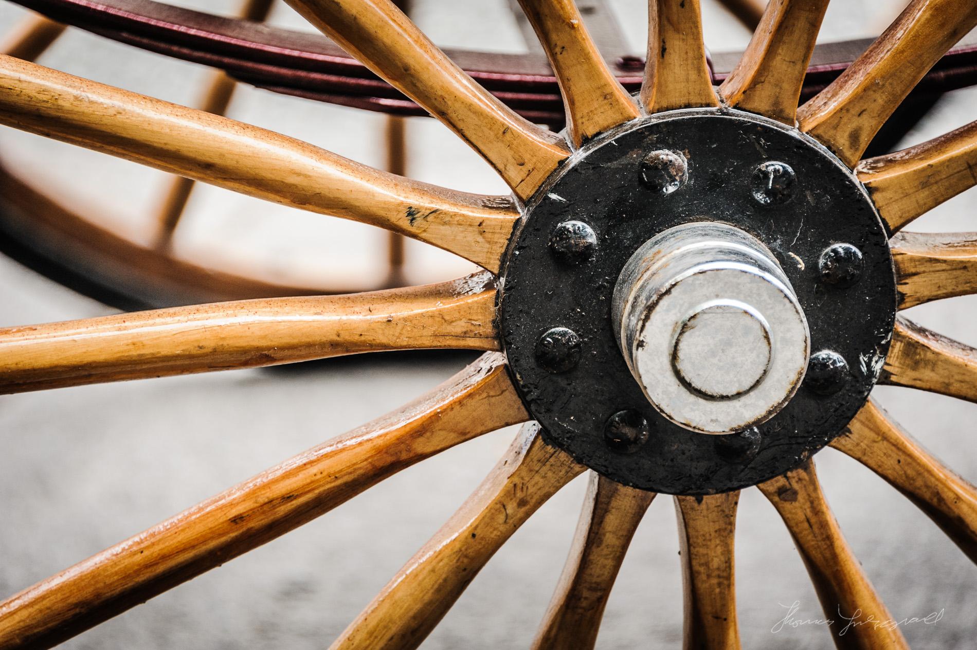 Brown Wheel