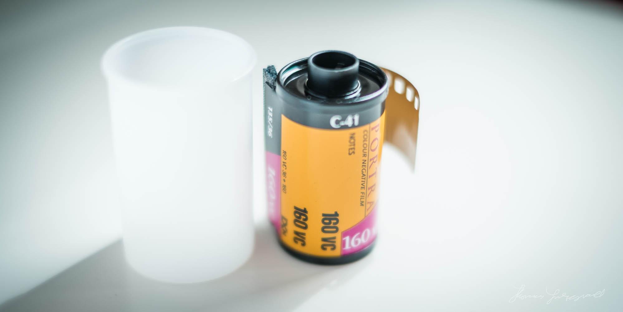 Kodak-Porta 160