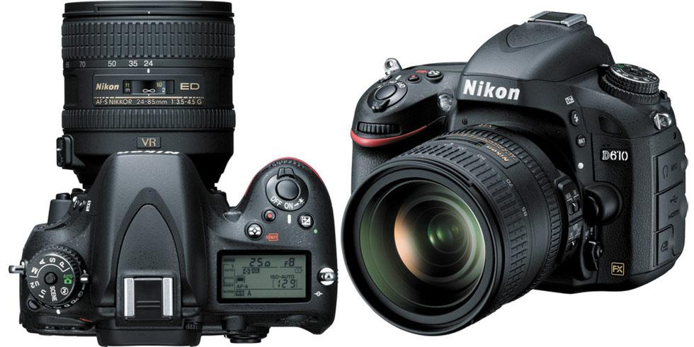 Nikon-D610-pair